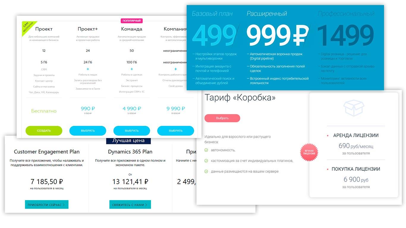 Сколько стоит бесплатная CRM