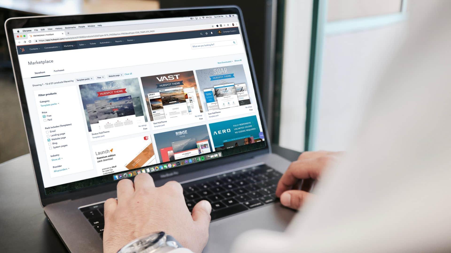 E-commerce CMS development